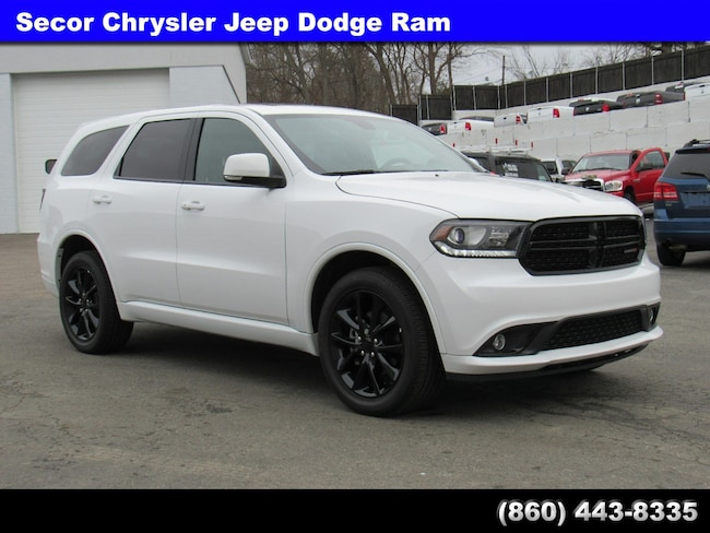 Used 2017 Dodge Durango GT GT AWD for sale in New London