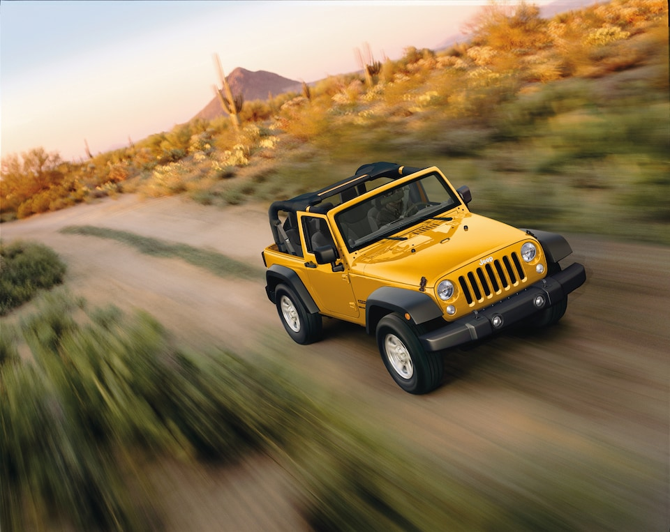 Discover The Jeep Wrangleru0027s Features And Trim Levels
