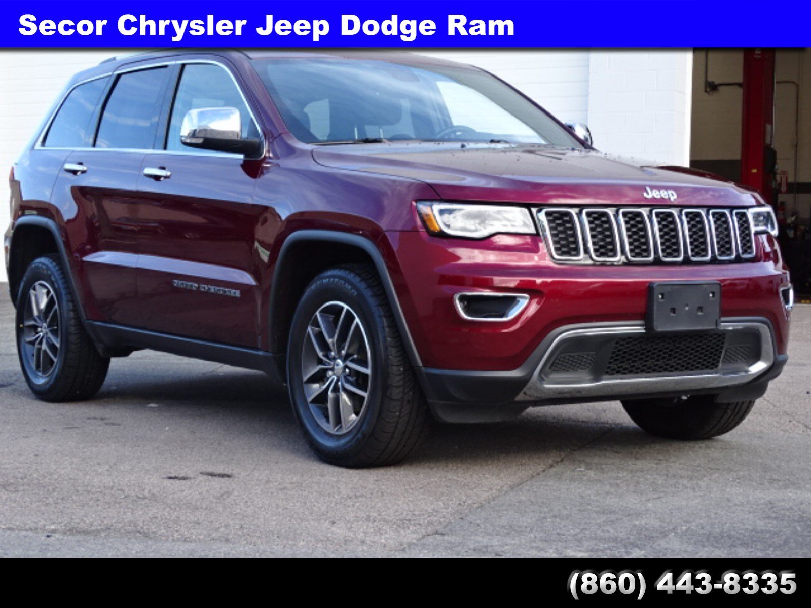 2017 Jeep Grand Cherokee Limited Limited 4x4