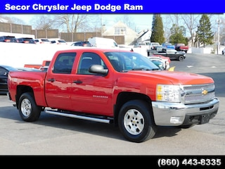 Used 2013 Chevrolet Silverado 1500 LT 4WD Crew Cab 143.5 LT for sale in North London
