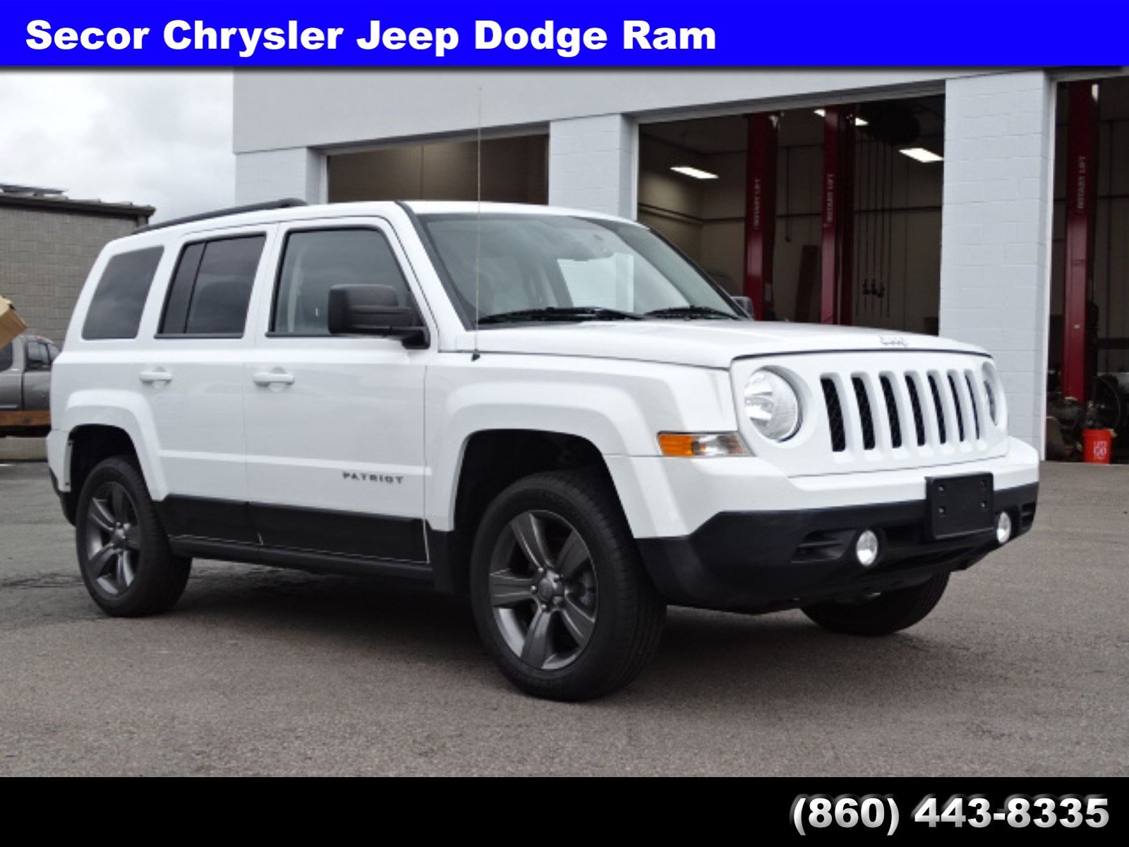2015 Jeep Patriot 4WD High Altitude Edition