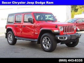 Used 2018 Jeep Wrangler Unlimited Sahara Sahara 4x4 for sale in North London