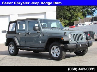 Used 2015 Jeep Wrangler Unlimited Sport 4WD  Sport for sale in North London