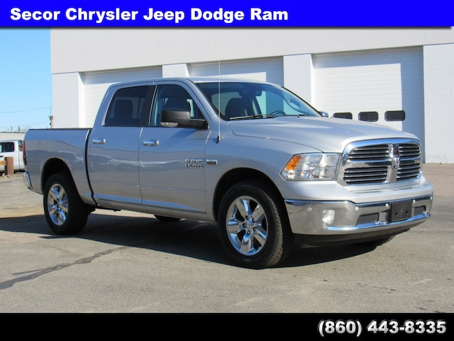 Used 2016 Ram 1500 Big Horn 4WD Crew Cab 140.5 Big Horn for sale in New London