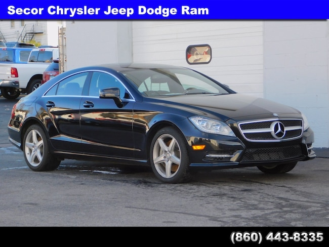 Used 2014 Mercedes-Benz CLS-Class CLS 550 Sedan for sale in New London