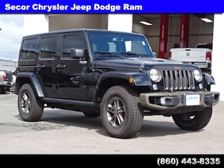 Used 2016 Jeep Wrangler Unlimited 75th Anniversary 4WD  75th Anniversary for sale in North London