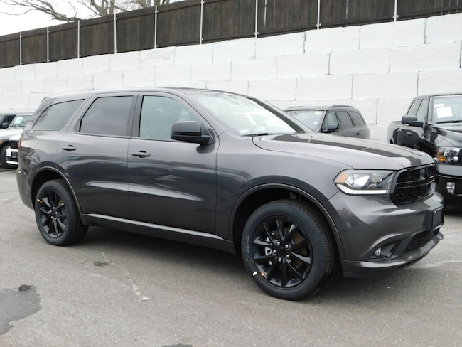 New 2018 Dodge Durango SXT PLUS AWD Sport Utility Near Norwich