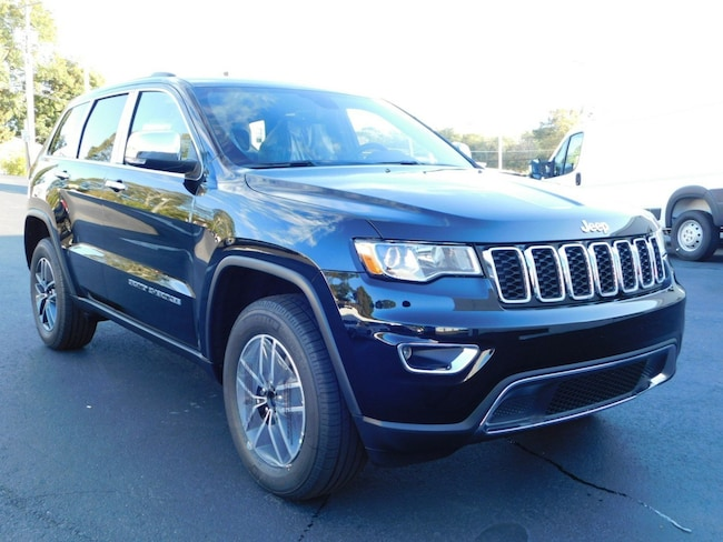 2018 jeep grand cherokee limited 4x4 for sale in new london near norwich secor chrysler. Black Bedroom Furniture Sets. Home Design Ideas