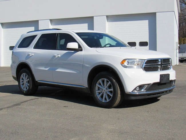 New 2019 Dodge Durango SXT PLUS AWD Sport Utility Near Norwich