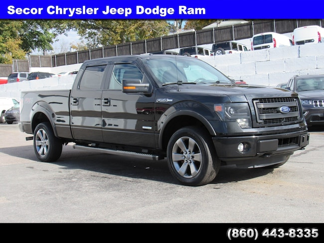 Used 2014 Ford F-150 for sale in New London