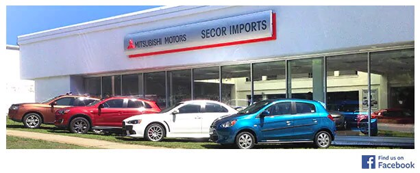 Directions to SECOR MITSUBISHI in NEW LONDON CT | Hours