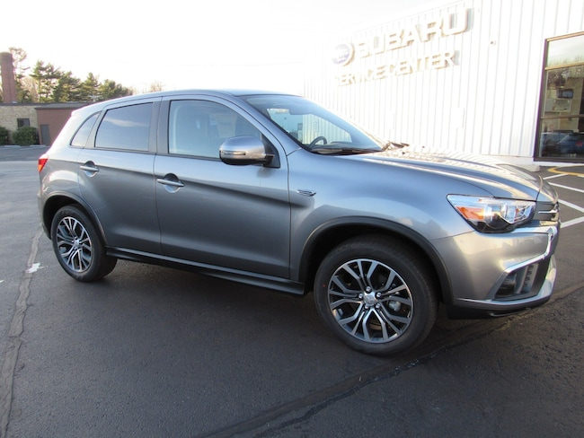New 2019 Mitsubishi Outlander Sport ES 2.0 AWC CVT New London