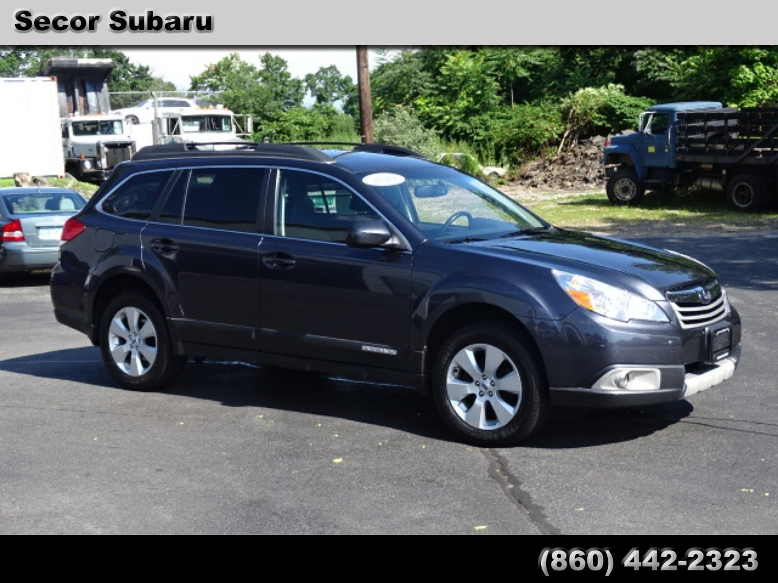 2012 Subaru Outback 2.5i Limited Wagon