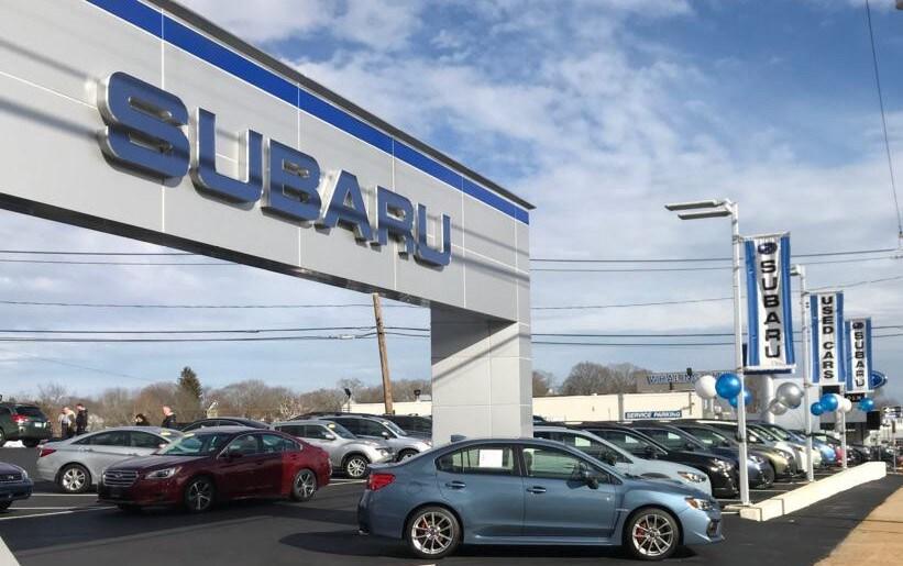 Subaru Lease Norwich >> Secor Subaru Dealership in New London, CT | Subaru Cars for Sale, Service