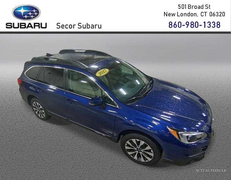 Used 2017 Subaru Outback Limited 2.5i Limited in New London