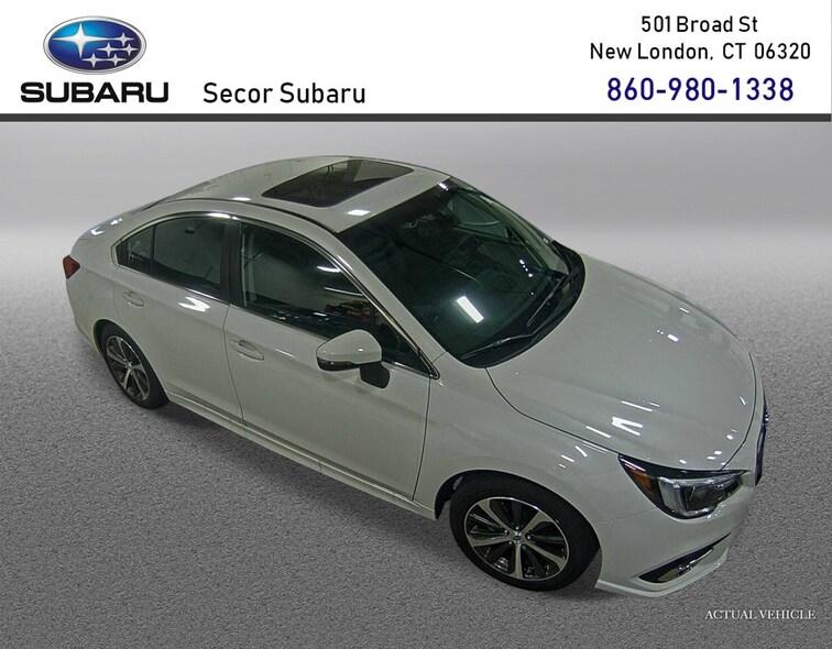 New 2019 Subaru Legacy 2.5i Limited Sedan in New London