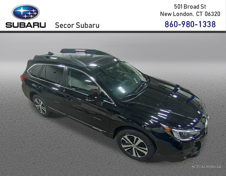 New 2019 Subaru Outback 2.5i Limited SUV in New London