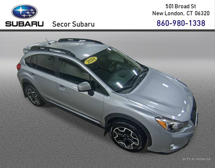 2014 Subaru Xv Crosstrek 2.0I Limited >> 2014 Used Subaru Xv Crosstrek Limited For Sale New London Ct Vin