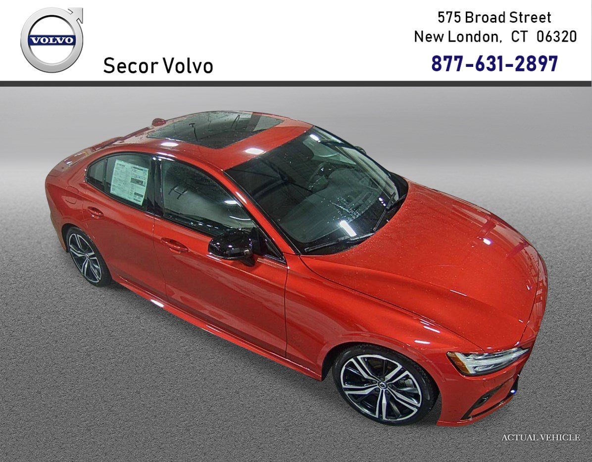 New 2019 Volvo S60 For Sale In New London Ct 9810