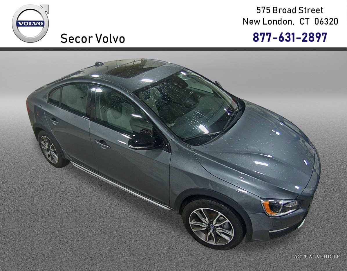 2018 Volvo S60 Cross Country T5 T5 AWD