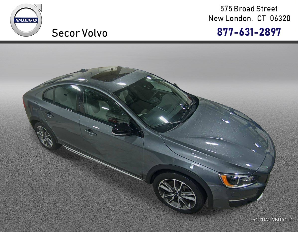 2017 Volvo S60 Cross Country T5 T5 AWD