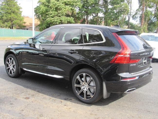 New 2019 Volvo XC60 For Sale in New London CT | 9778
