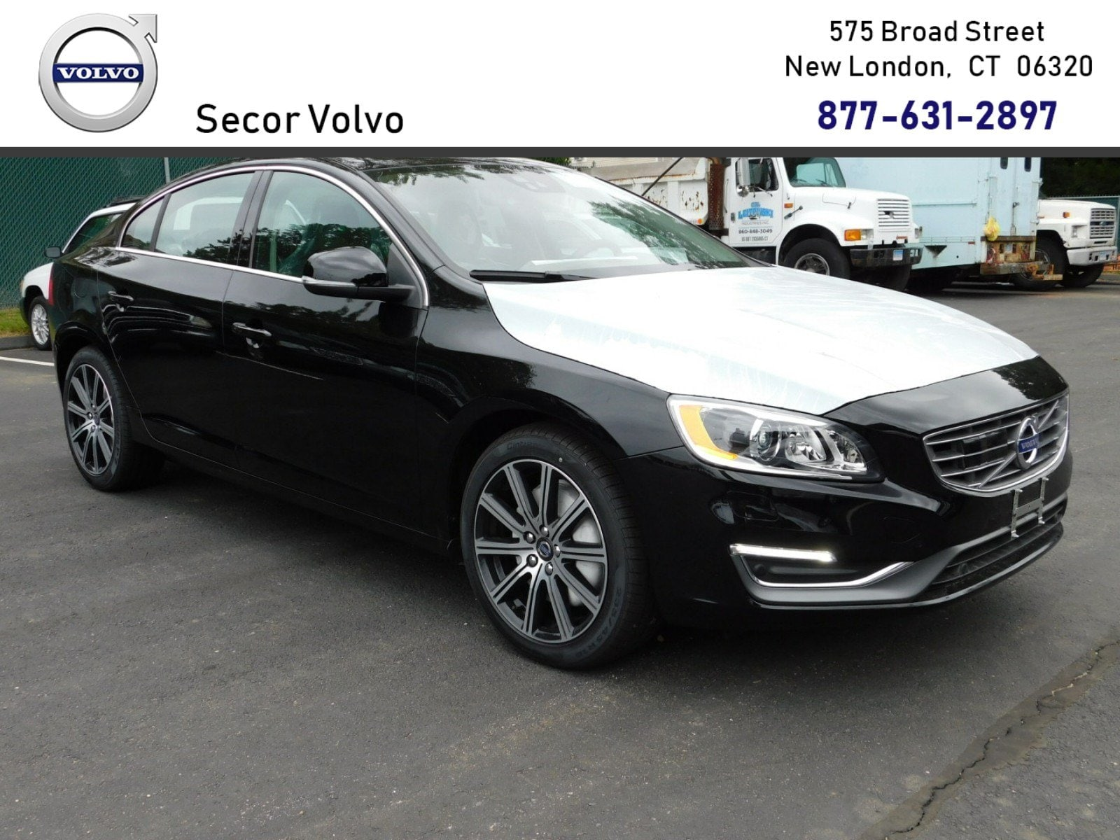 2018 Volvo S60 Inscription Platinum T5 FWD Inscription Platinum