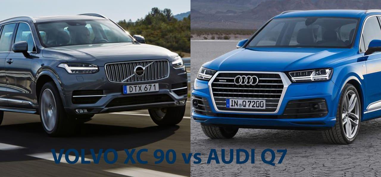 Compare Volvo XC90 New London Dealer Near Me