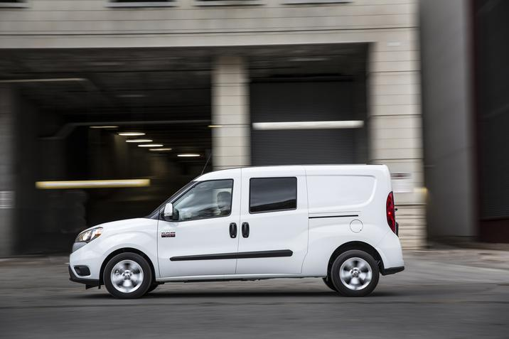 Long Island NY - 2019 RAM Promaster's Overview