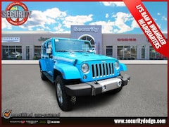 2017 Jeep Wrangler JK UNLIMITED CHIEF 4X4 Sport Utility