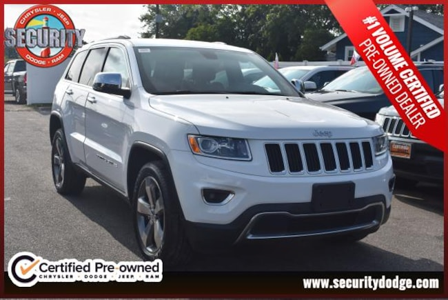 2015 Jeep Grand Cherokee 4WD  Limited Sport Utility