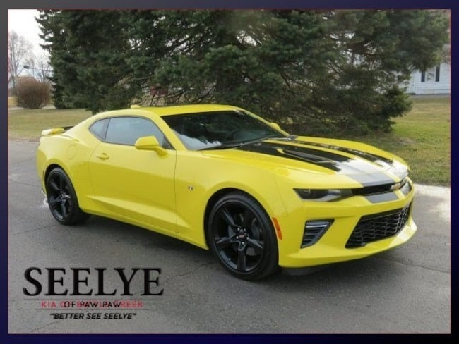DYNAMIC_PREF_LABEL_AUTO_USED_DETAILS_INVENTORY_DETAIL1_ALTATTRIBUTEBEFORE 2017 Chevrolet Camaro SS Coupe for sale near portage
