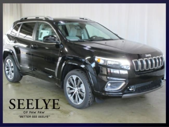 DYNAMIC_PREF_LABEL_AUTO_NEW_DETAILS_INVENTORY_DETAIL1_ALTATTRIBUTEBEFORE 2019 Jeep Cherokee OVERLAND 4X4 Sport Utility for sale near portage