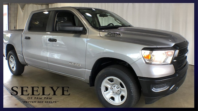 DYNAMIC_PREF_LABEL_AUTO_NEW_DETAILS_INVENTORY_DETAIL1_ALTATTRIBUTEBEFORE 2019 Ram 1500 TRADESMAN CREW CAB 4X4 5'7 BOX Crew Cab for sale near portage