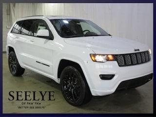 2019 Jeep Grand Cherokee ALTITUDE 4X4 Sport Utility Paw Paw