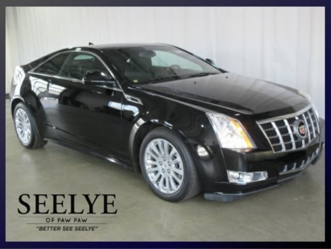 DYNAMIC_PREF_LABEL_AUTO_USED_DETAILS_INVENTORY_DETAIL1_ALTATTRIBUTEBEFORE 2012 Cadillac CTS Premium Coupe for sale near portage