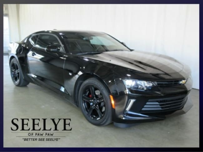 DYNAMIC_PREF_LABEL_AUTO_USED_DETAILS_INVENTORY_DETAIL1_ALTATTRIBUTEBEFORE 2016 Chevrolet Camaro 1LT Coupe for sale near portage