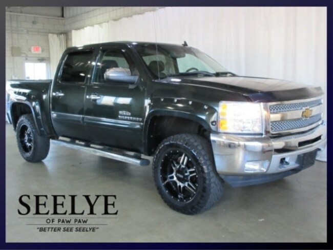 DYNAMIC_PREF_LABEL_AUTO_USED_DETAILS_INVENTORY_DETAIL1_ALTATTRIBUTEBEFORE 2013 Chevrolet Silverado 1500 LT Truck for sale near portage