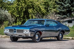 1970 Oldsmobile 442 W30 4 speed 455ci 375hp Barrett NO RESERVE Coupe