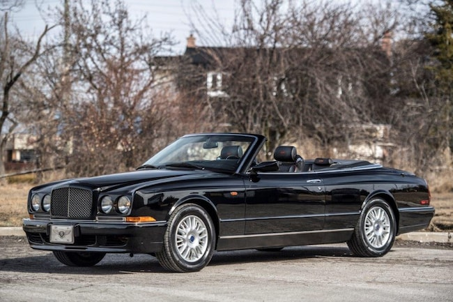 2000 Bentley Azure V8 Turbo Convertible, only 31838km!! Convertible