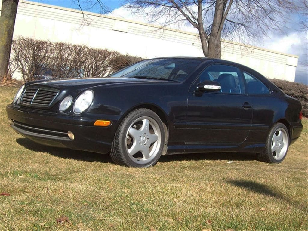 used 2000 mercedes benz clk class for sale concord on. Black Bedroom Furniture Sets. Home Design Ideas