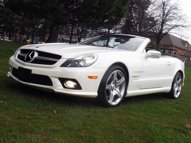 2009 Mercedes-Benz SL-Class SL550, AMG sport package, Premium package Convertible