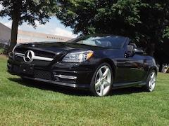 2013 Mercedes-Benz SLK-Class SLK 350 AMG Sport pkg, only 9785 km!! Convertible