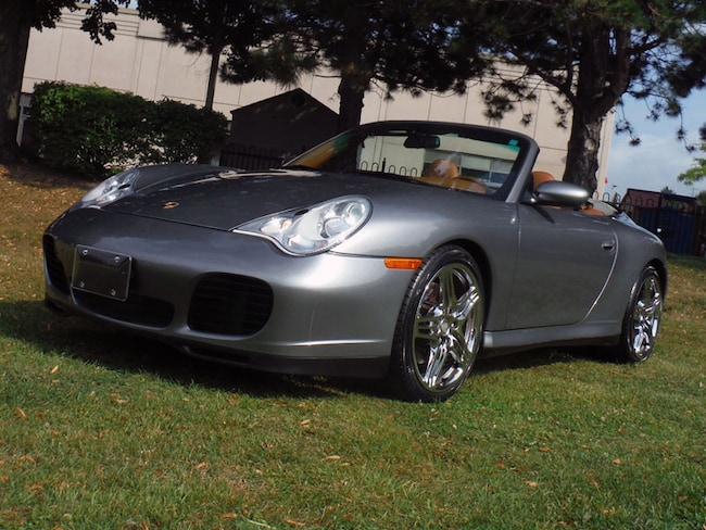 Used 2004 Porsche 911 For Sale Concord On