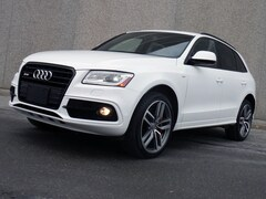 2017 Audi SQ5 3.0T Technik, Navigation, 21 inch wheels SUV
