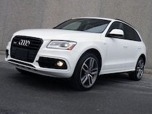 2017 Audi SQ5 3.0T Technik, Navigation, 21 wheels SUV