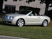 2008 Bentley Continental GTC W12 Mulliner Package Convertible