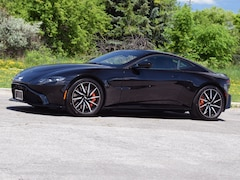 2019 Aston Martin Vantage Sport and Tech Package, only 481 kilometers!! Coupe