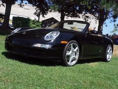 2008 Porsche 911 997 Carrera 2 Cabriolet 6 Speed Convertible