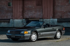1992 Mercedes-Benz SL-Class SL500, two tops, only 48, 884km!! Roadster